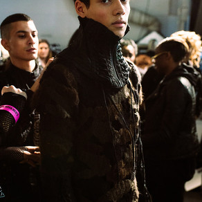 Working with KTZ at LFWM