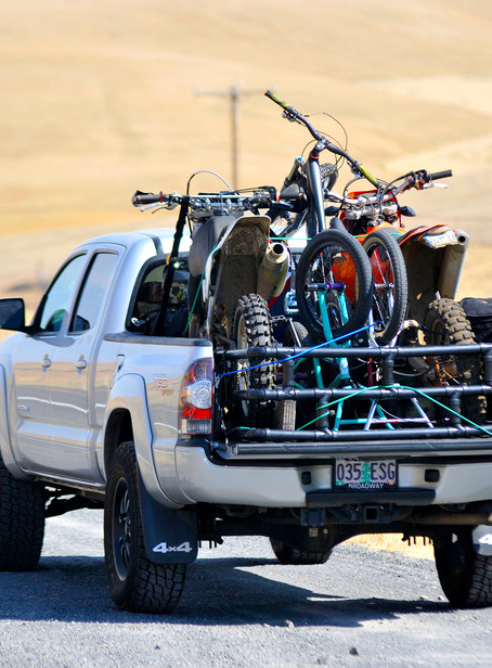 TRAVEL: Dirt Bikes Are Loaded