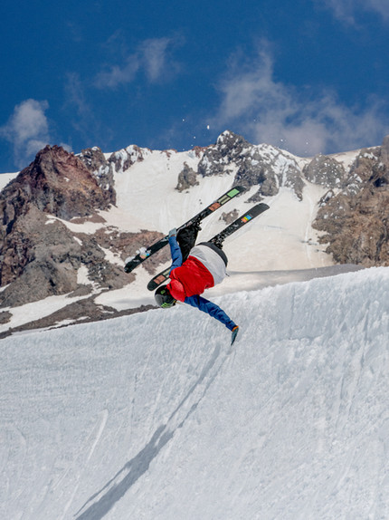SHOOT: Maggie Voisin Quick Summer Hits for K2 Skis