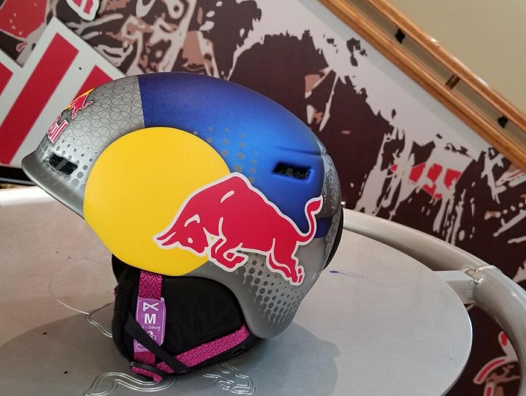 Michelle Parker Helmet
