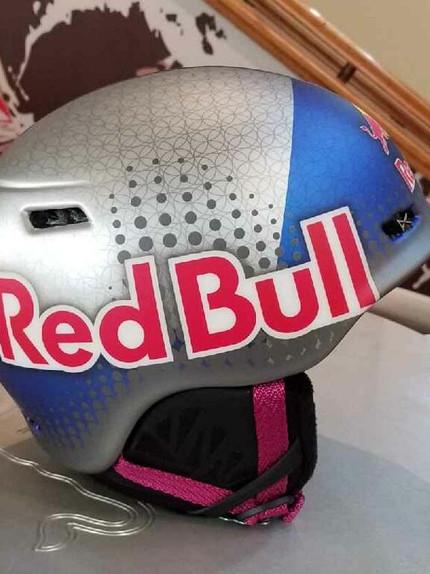 DESIGN: Red Bull - Michelle Parker Helmet