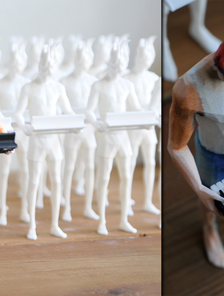 IN THE NEWS: 3D Printing Creates Physical Art Experience