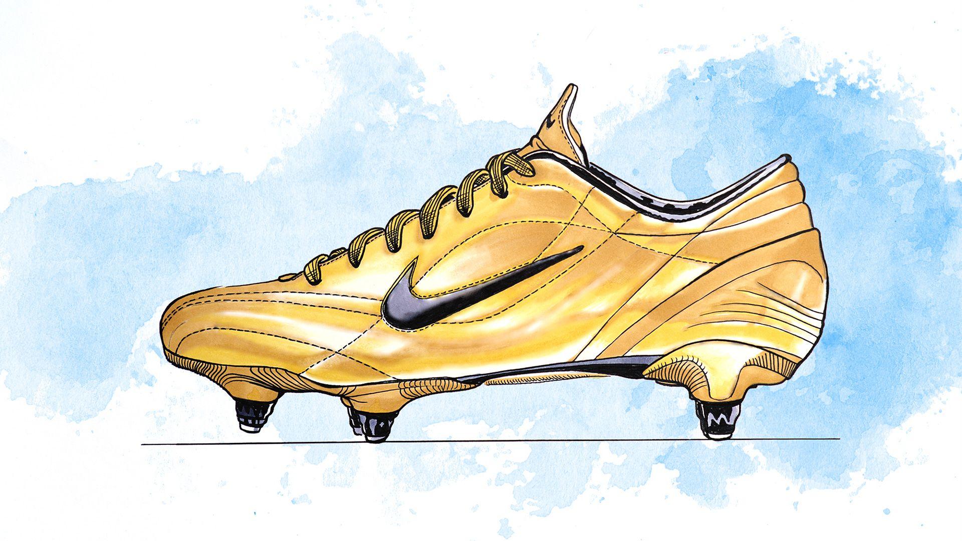 Nike Mercurial 2004