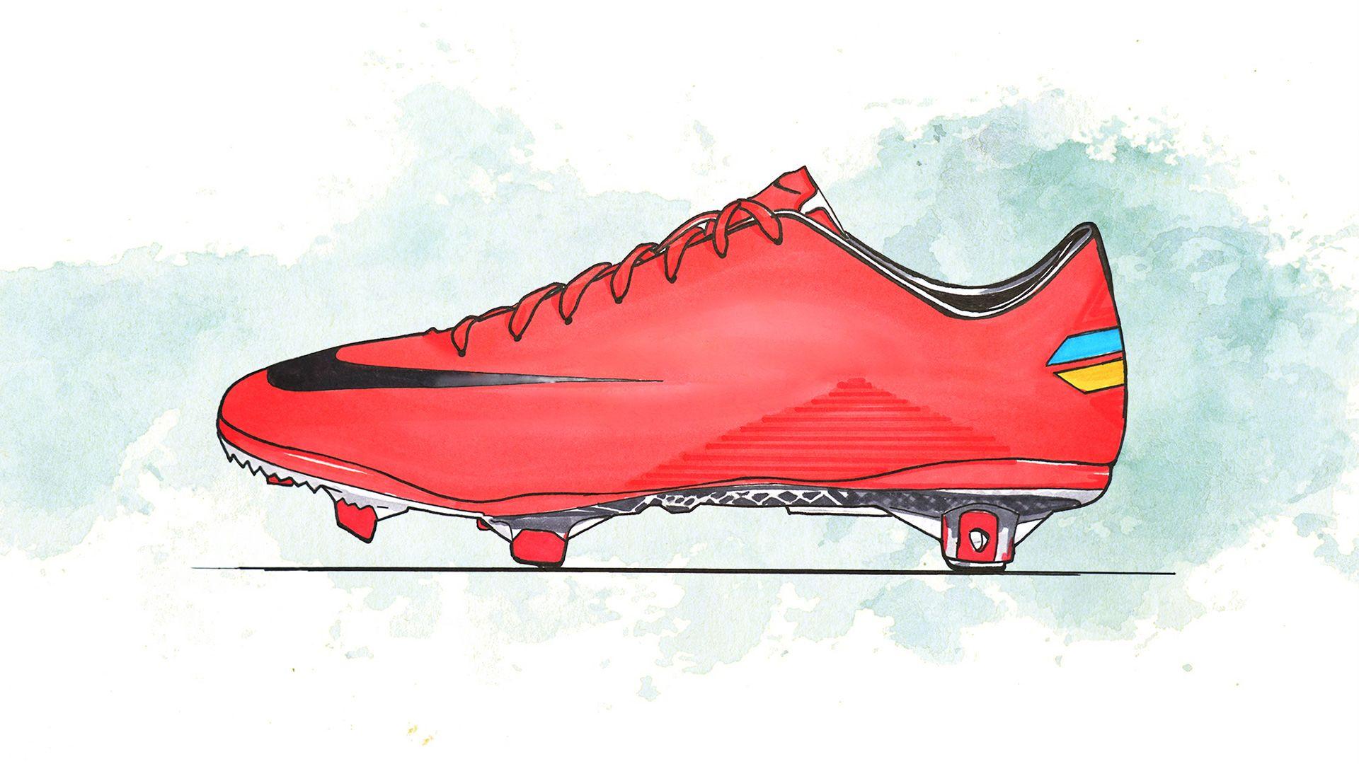 Nike Mercurial 2012