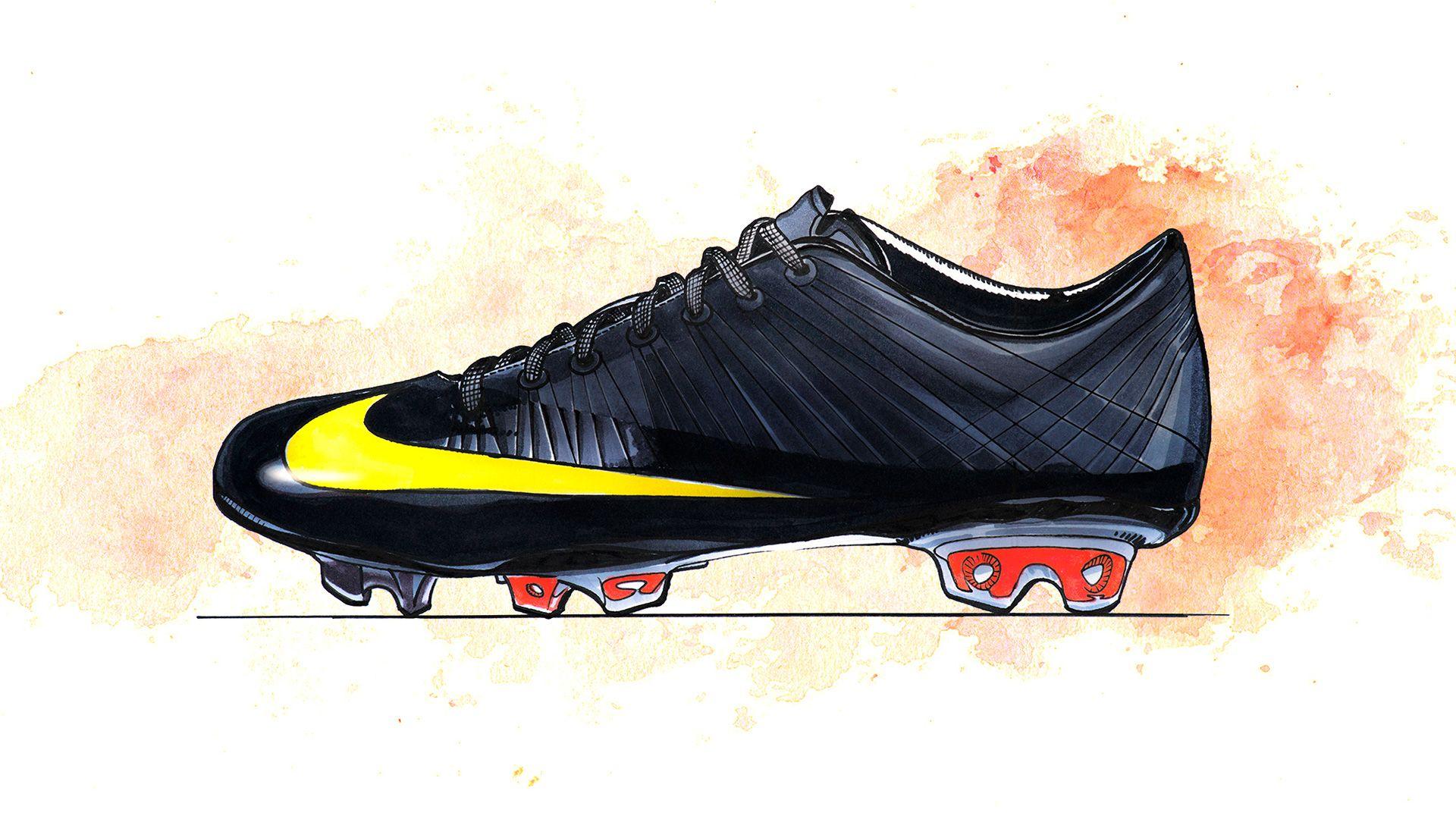 Nike Mercurial 2009