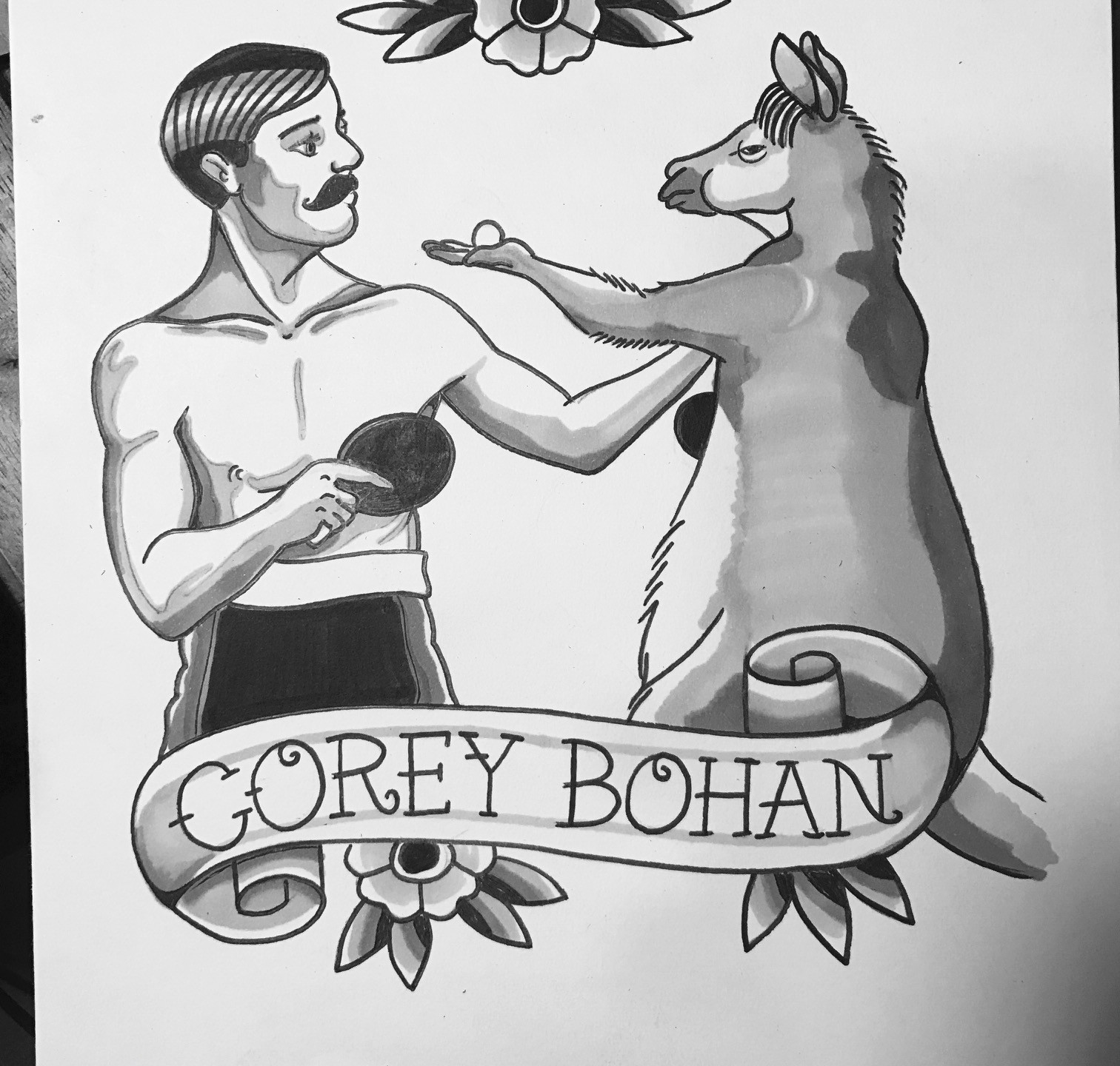 Corey Bohan vs Kangaroo