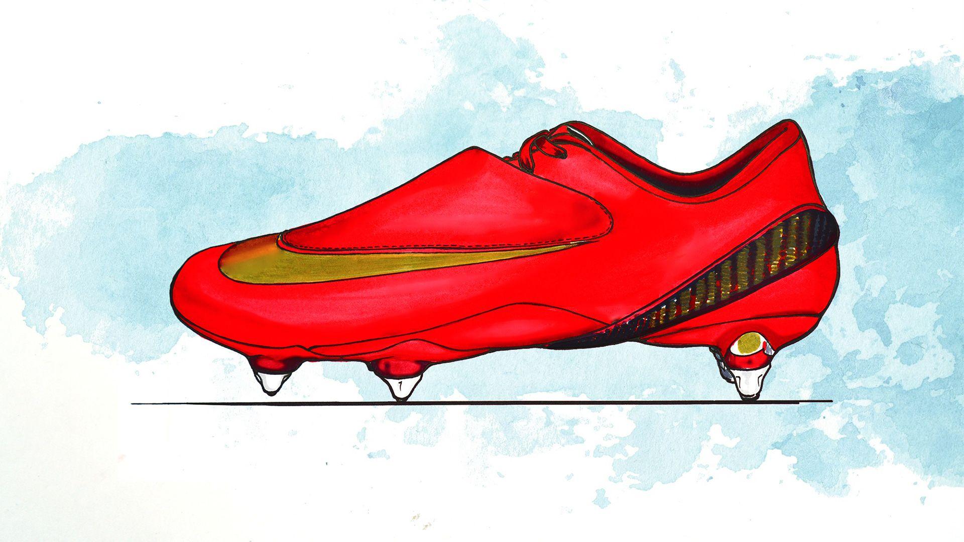 Nike Mercurial 2008