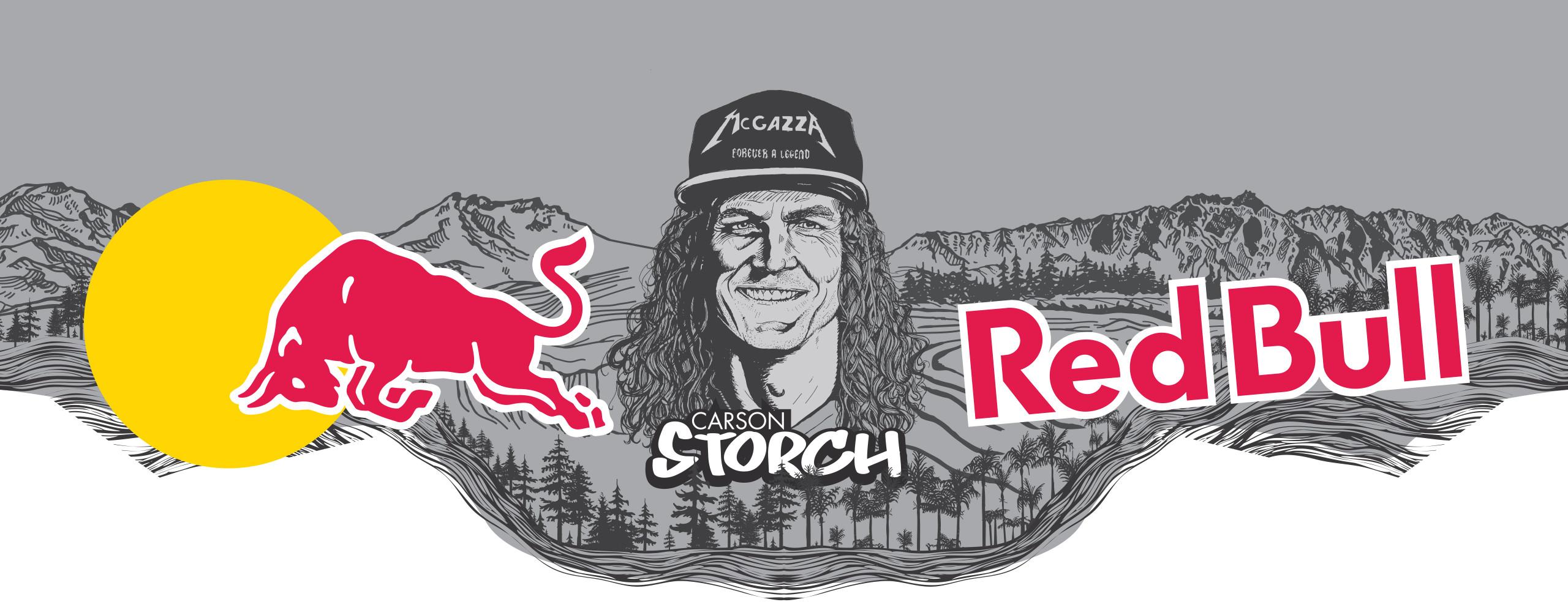 Carson Storch McGazza Helmet