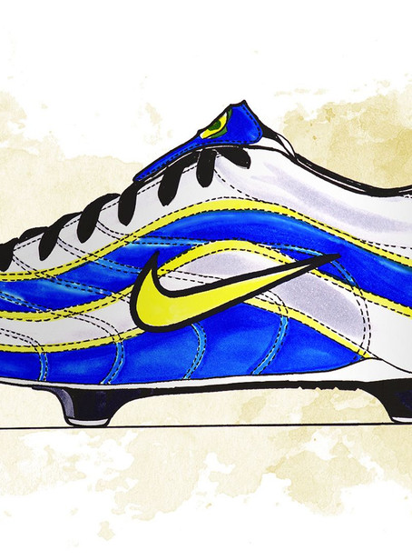 PROJECT: Nike - History of the Mercurial