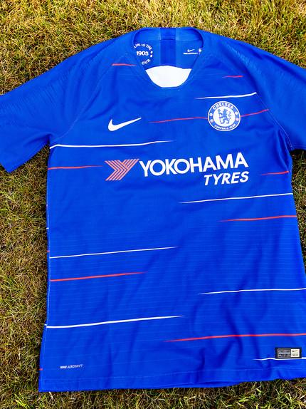 PROJECT: Nike - 2018 Chelsea Kit Release