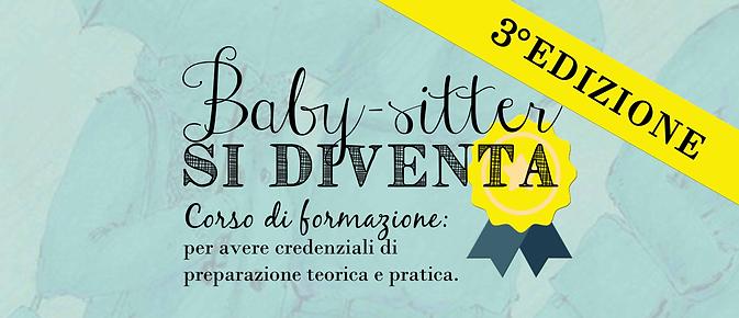 Baby sitter seconda edizione slogan.png