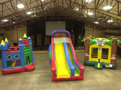 Private Indoor Birthday Party
