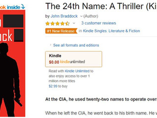 New Book: The 24th Name