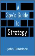 "The Opening Of ""A Spy's Guide To Strategy"""