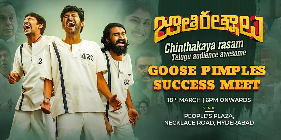 Jathi Ratnalu Goose Pimples Success Meet