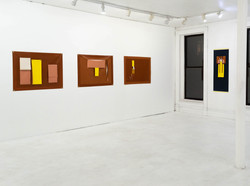 Question and Answer, two-person exhibition with Lyndon Barrois Jr at LVL3, 2019, Chicago, IL