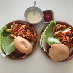 covid-19, April 29, fake burger/fake 4th