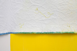 Gesso and a Yellow Wall
