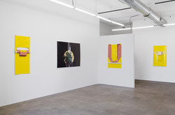 Coning, two-person exhibition with Whit Forrester at Aspect Ratio, 2019, Chicago, IL