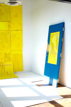 Yellowness, UIC, 2016, Chicago, IL