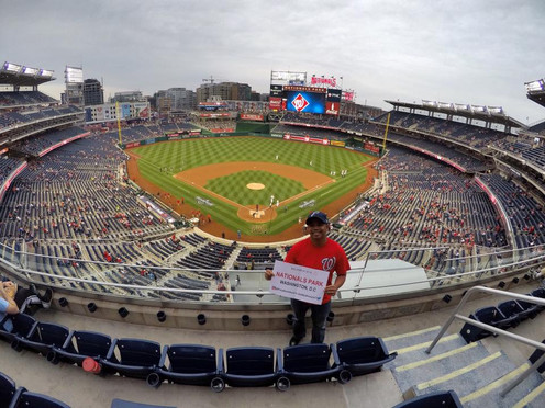 Washington Nationals - Nationals Park - Ballpark 1