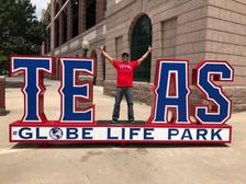 Texas Rangers - Global Life Park - Ballpark 8