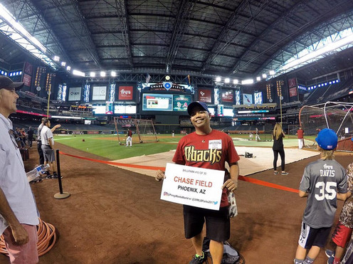 Arizona Diamondbacks - Chase Field - Ballpark 10
