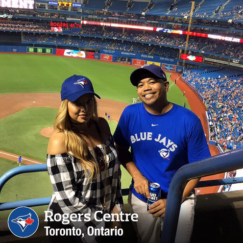 Toronto Blue Jays - Rogers Centre - Ballpark 18