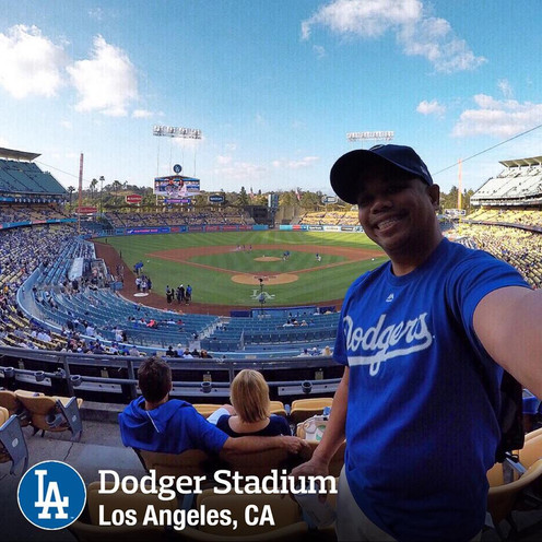 Los Angeles Dodgers - Dodger Stadium - Ballpark 12