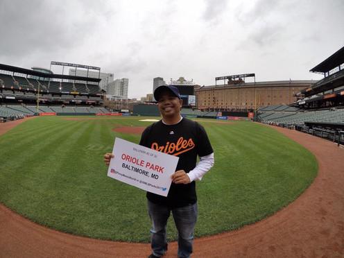 Baltimore Orioles - Camden Yards at Oriole Park - Ballpark 2