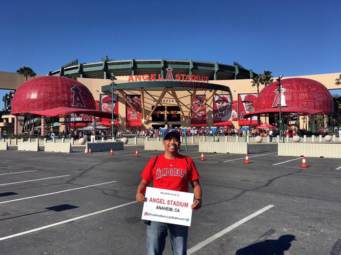 Los Angeles Angels - Angel Stadium  - Ballpark 13
