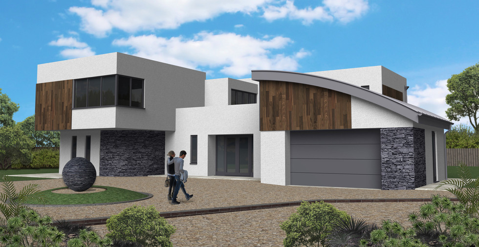Contemporary Dwelling