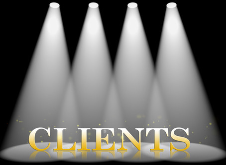 Client Spotlight- Share your story