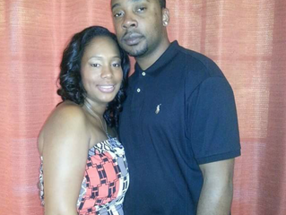 Featured Couple of the Week, Tia & Ced