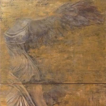 Vittoria, study of Nike of Samothrace
