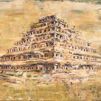 Pyramid of El Tajin, 1998-II