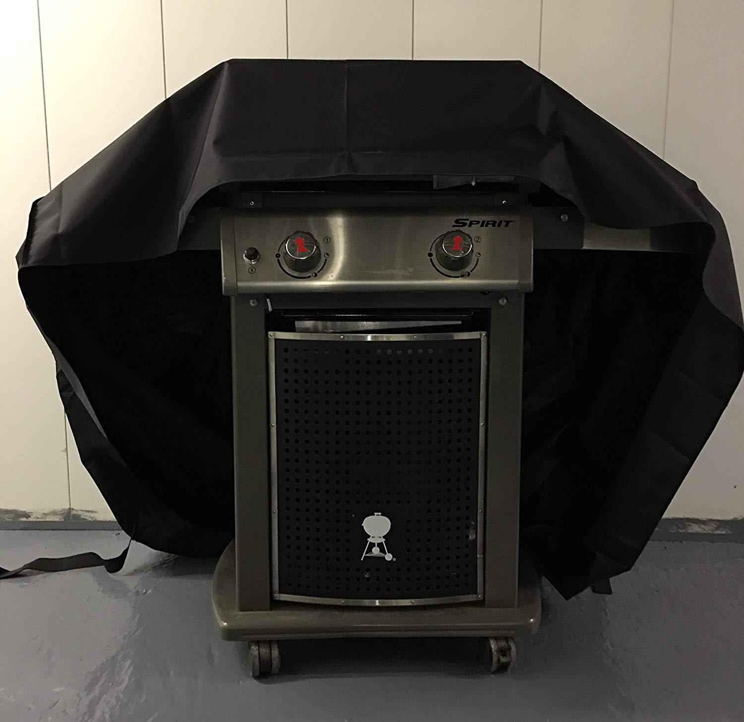 Grill Cover Black 3