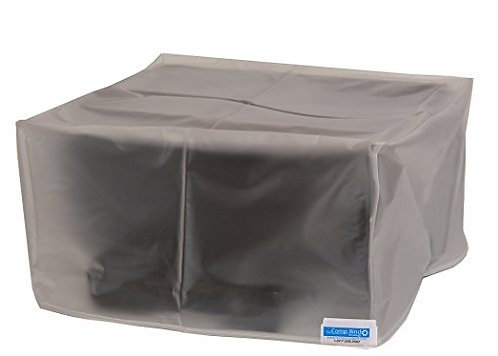HP OfficeJet Pro 6830 e-All-in-One Printer Clear Vinyl Anti-Static Dust Cover