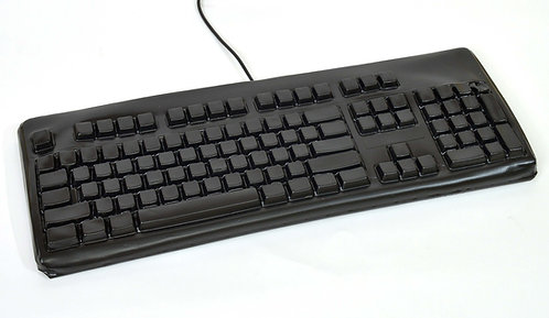 Opaque Keyboard Cover - 50 Pack