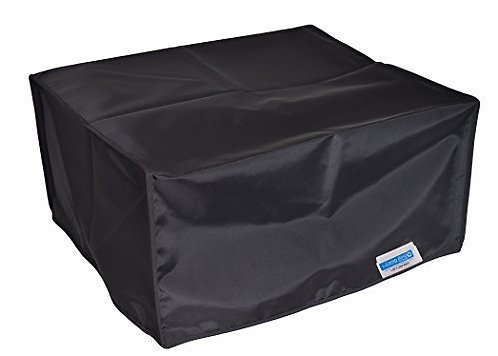 HP OfficeJet Pro 8610 Custom Fit Black Nylon Dust Cover CB333-- 20.5''W x 19.25'