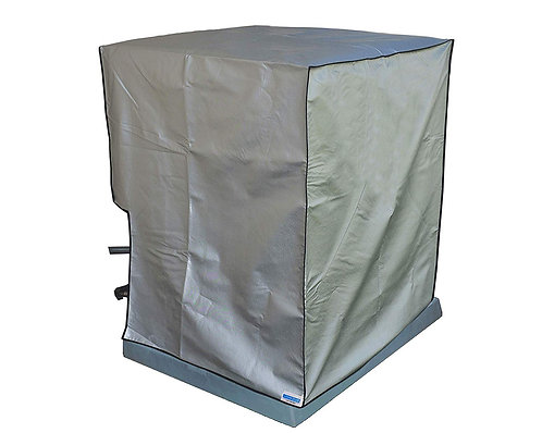 Air Conditioning System Unit York Model YXT60B21S Waterproof Grey Padded Cover