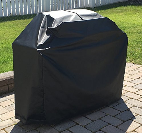 CB Grill Cover for Weber Spirit E-210 Gas Grill TABLES UP ( Trays Up ) Outdoor