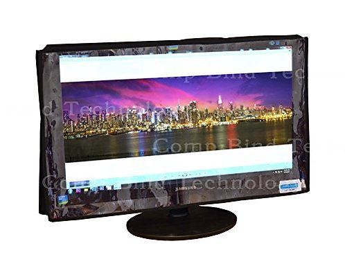 Dell LED HD 27'' Monitor, Clear Transparent Dust Cover