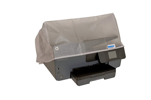 Dust Cover for Epson Workforce ES-400 Color Duplex Document Scanner, Clear Vinyl