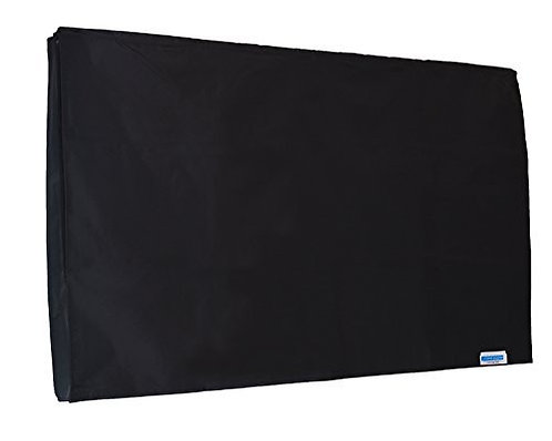 Black Marine Grade TV COVER for Vizio D48-D0 48'' SMART LED TV, Heavy Duty