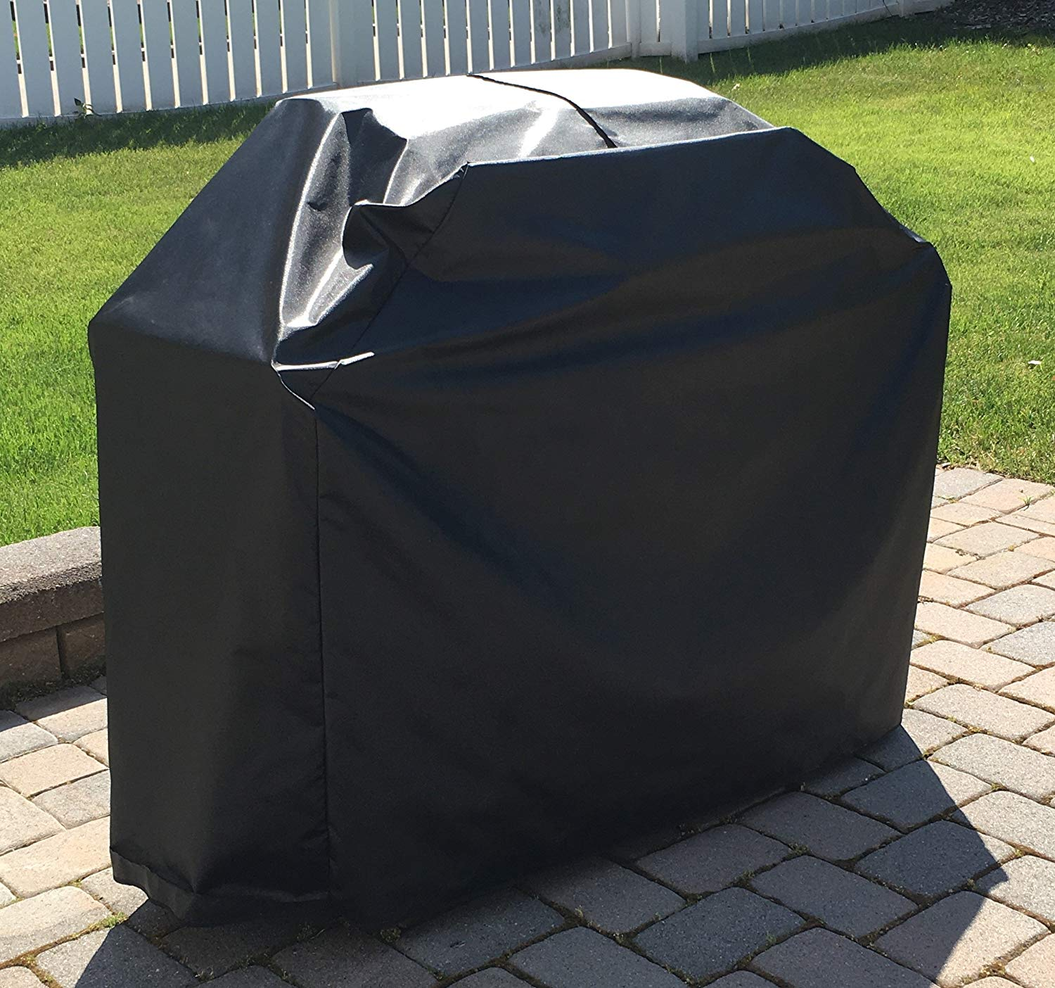 Weber Genesis Grill Cover Black 3