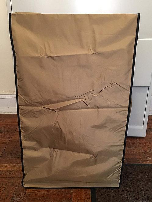 LG LP0817WSR Portable Air Conditioner, Tan Nylon Anti-Static Dust Cover