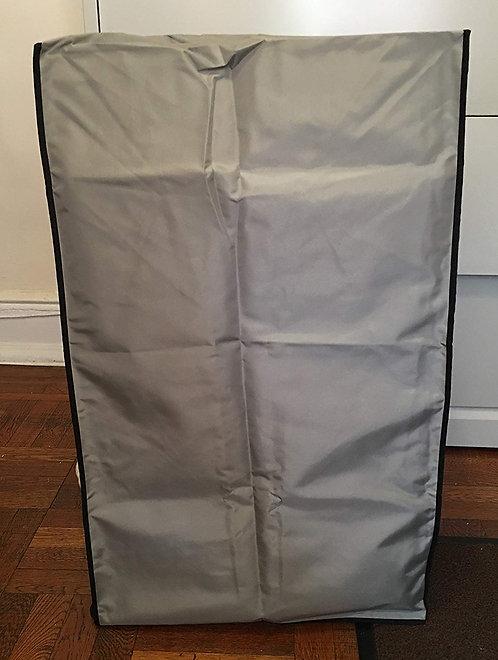 Cover for LG LP0817WSR Portable Air Conditioner, Silver Nylon Anti-Static