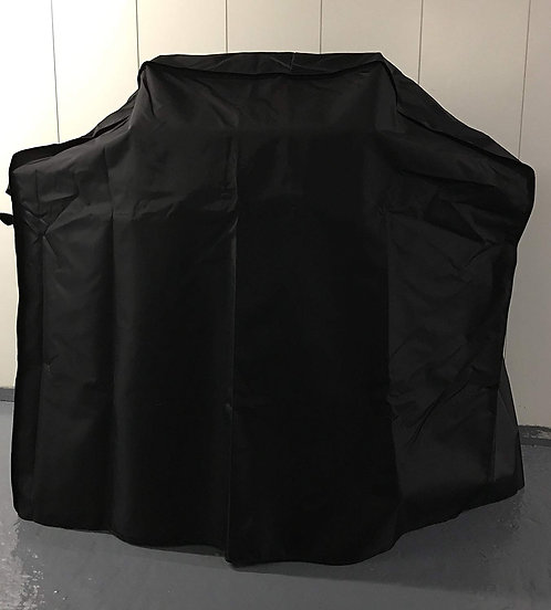 Grill Cover for Weber Spirit E-310 Grill, Outdoor Waterproof Black Cover
