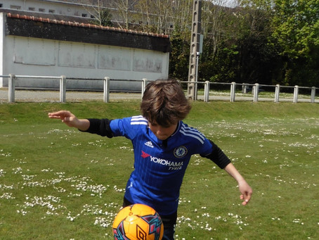 Stage jeunes FC Odet : 16 avril 2019